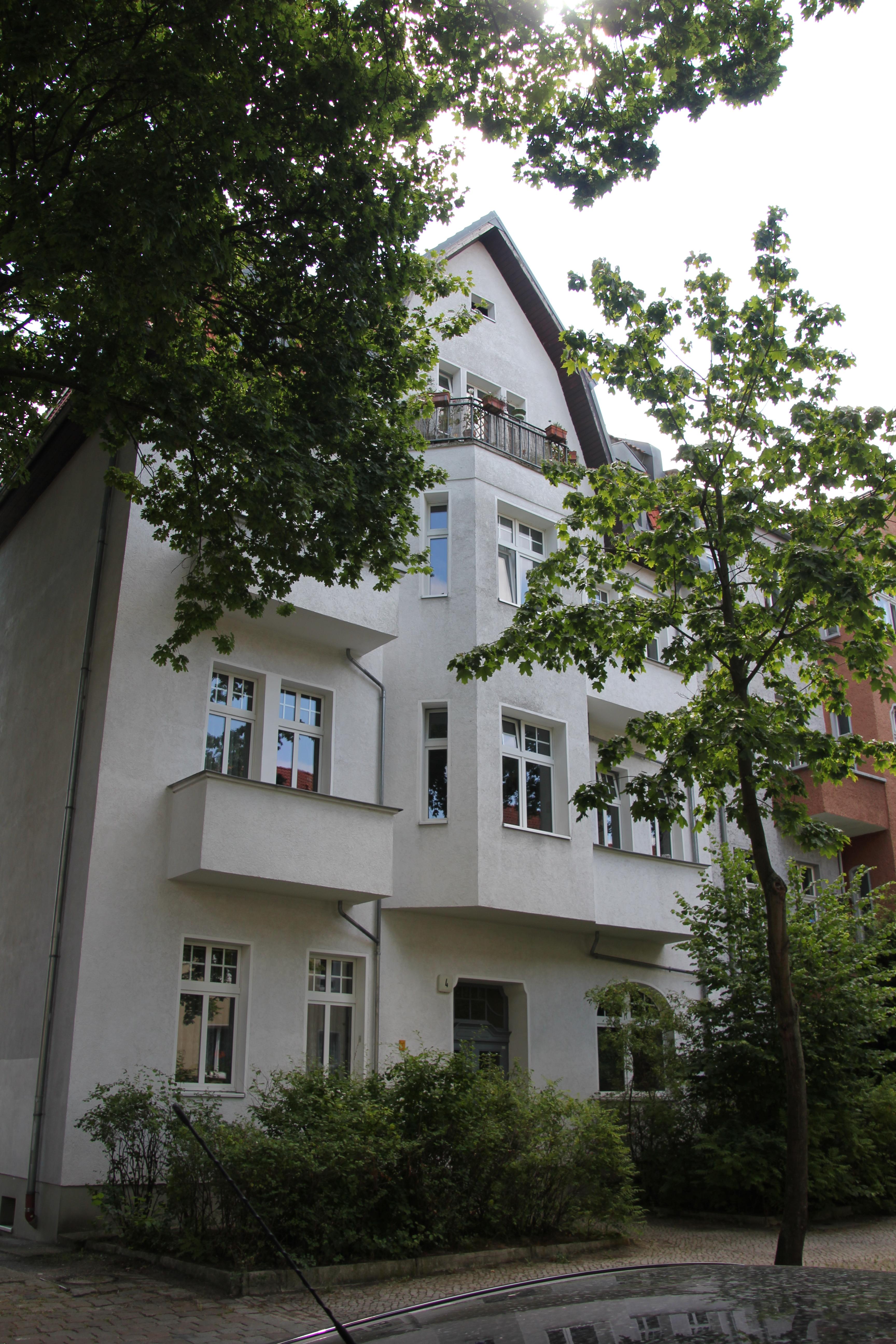 Hentigstr 4 - Berlin Karlshorst (2)