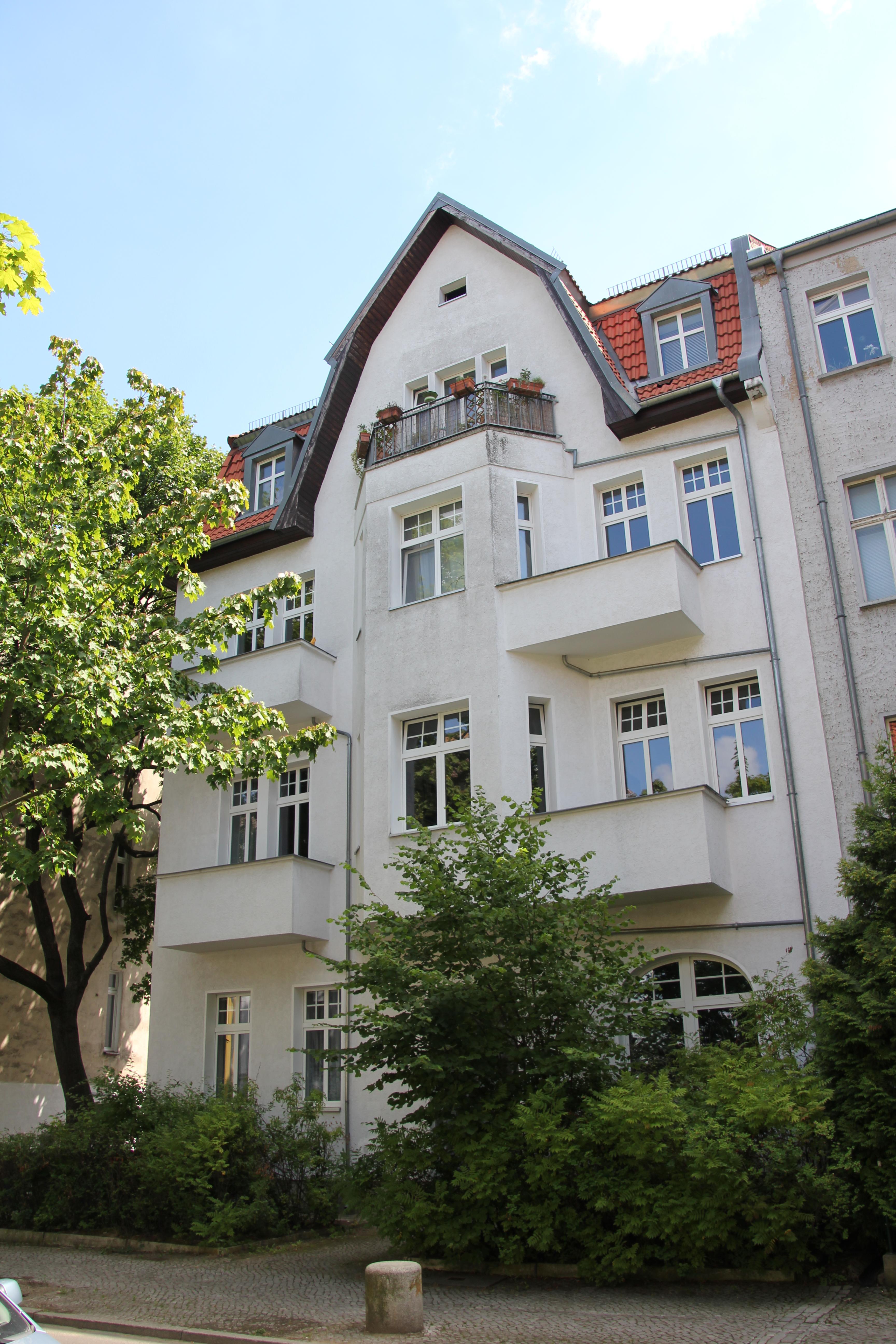 Hentigstr 4 - Berlin Karlshorst (6)